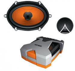 Компонентная акустическая система Hertz ESK 570.3