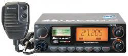 Автомобильная радиостанция Alan 48 EXCEL   10Вт каналы:80 (40AM/40FM) подсв, скан по 2 каналам , шумодав