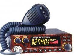 Автомобильная радиостанция Megajet MJ-3031M | 10Вт 240AM/FM SCANкорп