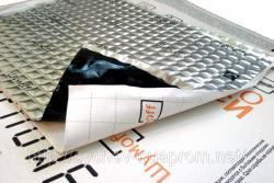 Шумофф М 3, шумоизоляция, вибропоглощающий материал