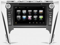 Штатное головное устройство DayStar DS-7049HD Toyota Camry 2011 г