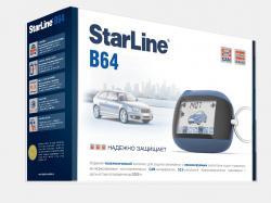 Автосигнализация с обратной связью StarLine B64
