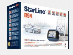 Автосигнализация с обратной связью StarLine B94 GSM