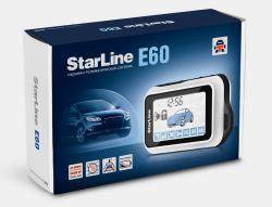 Автосигнализация с обратной связью StarLine E60
