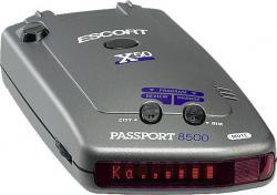 Радар-детектор Escort Passport 8500 X50 Euro red
