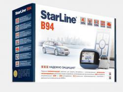 Автосигнализация с обратной связью и автозапуском StarLine B94 GSM/GPS