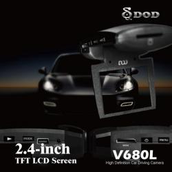 Автомобильный видеорегистратор DOD V680L Оригинал