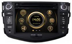Штатное головное устройство Redpower 12018 - Toyota RAV4 2007-2012