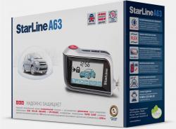 Автосигнализация с обратной связью StarLine A63 Dialog
