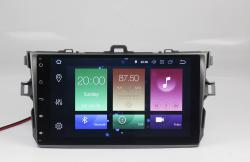 Штатное головное устройство Toyota Corolla 2007-2013 Android