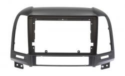 Рамка для установки в Hyundai Santa Fe 2010 - 2012 MFB дисплея