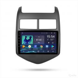 Штатное головное устройство Android 8.1 Teyes CC2L для Chevrolet Aveo 2011-2015