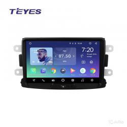 Штатное головное устройство Android 8.1 Teyes CC2L для Renault Duster 2015 г.+